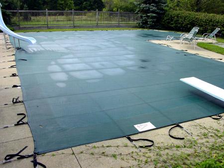 Inground Pool Closing